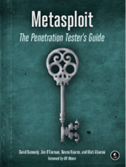 Book of the Month – Metasploit: The Penetration Tester's Guide