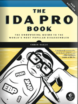 Book of the Month – IDA PRO 2nd Edition