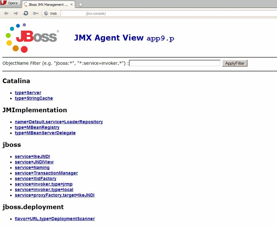 JBoss Exploitation | www SecurityXploded com