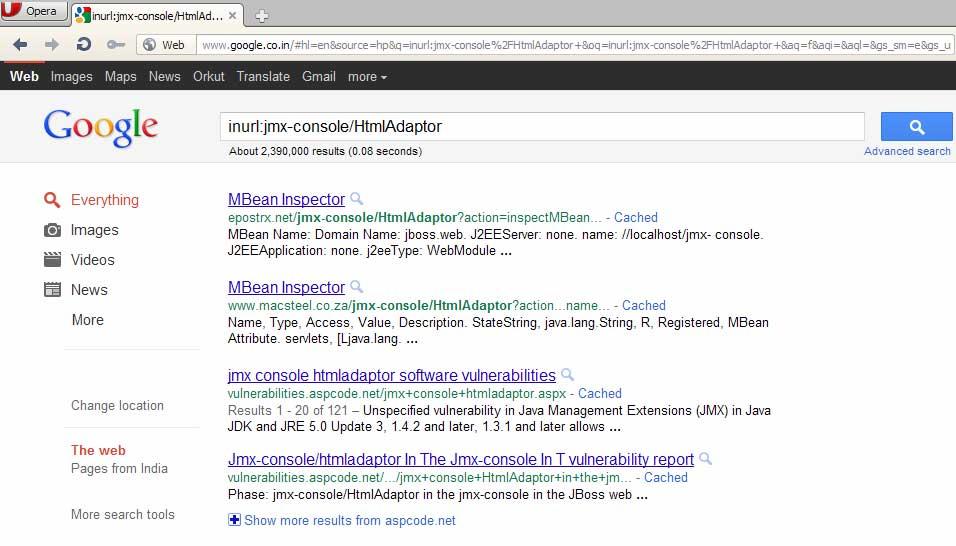 JBoss Exploitation   www SecurityXploded com