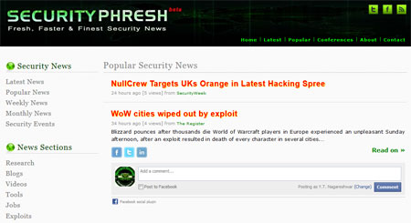 Launching SecurityPhresh Beta Edition
