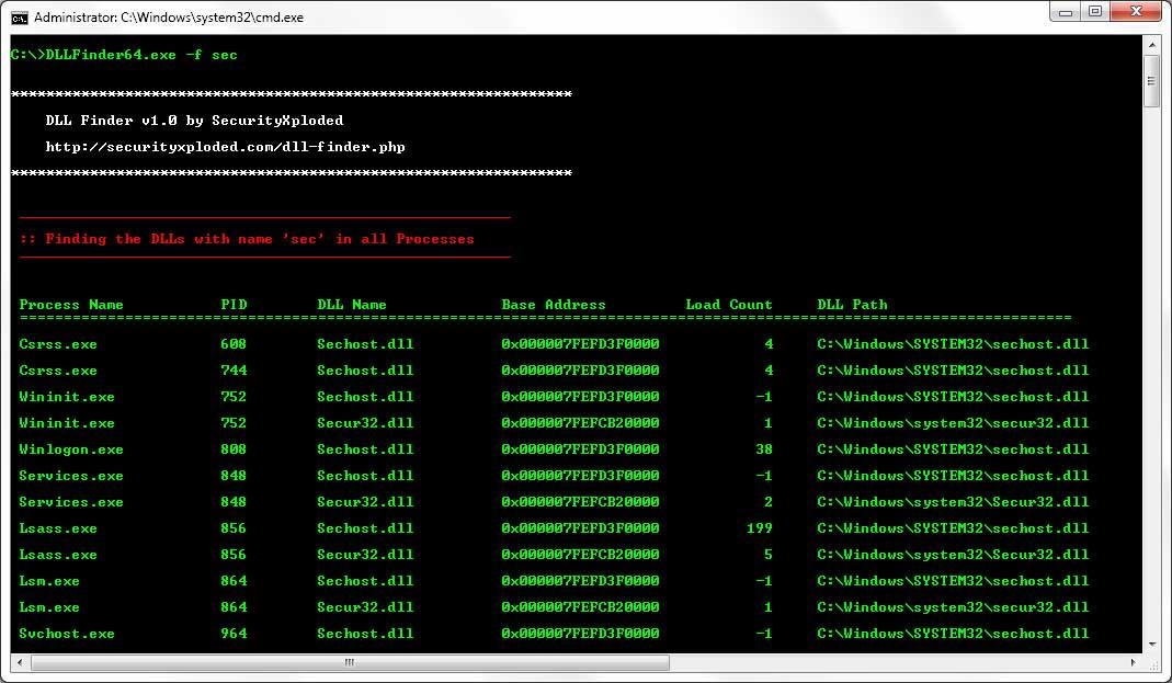 DLL Finder 1.5 full