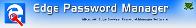 EdgePasswordManager