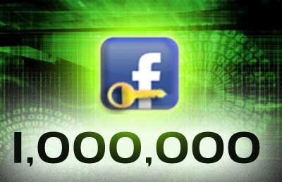 Facebook Password Decryptor Crosses One Million Downloads