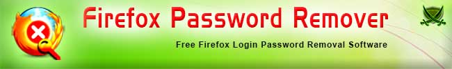 FirefoxPasswordRemover