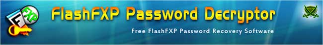 FlashfxpPasswordDecryptor