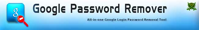 Google Password Remover