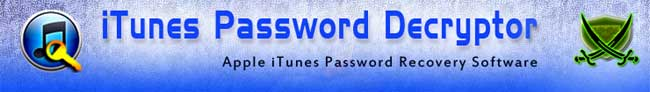 iTunesPasswordDecryptor