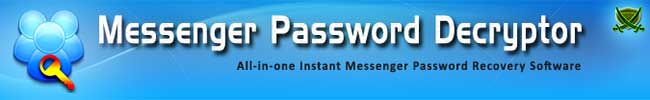 MessengerPasswordDecryptor
