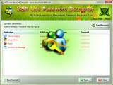 Released MSNLive/Twitter/Network Password Decryptor