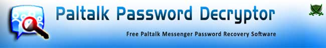 PaltalkPasswordDecryptor