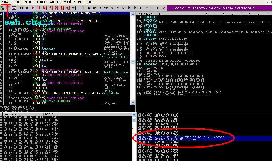 Remote Buffer Overflow Exploits | www SecurityXploded com