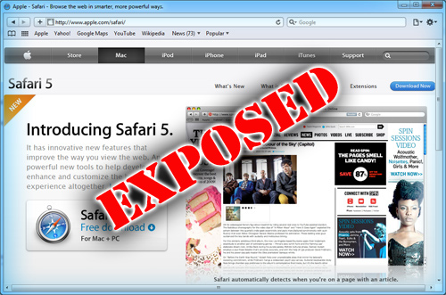 Safari Secrets Exposed