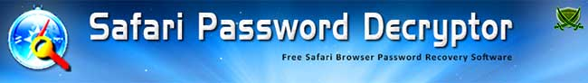 SafariPasswordDecryptor