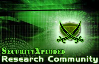 Announcing Security Research Community