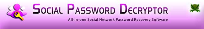 SocialPasswordDecryptor