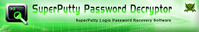 SuperPuttyPasswordDecryptor