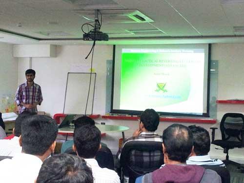 Reversing Training Session Part 11 – Exploit Development [Advanced]