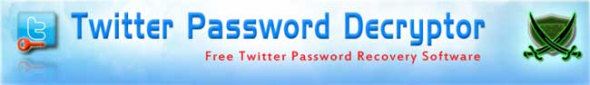 TwitterPasswordDecryptor