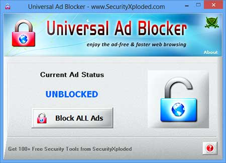UniversalAdBlocker Screenshot