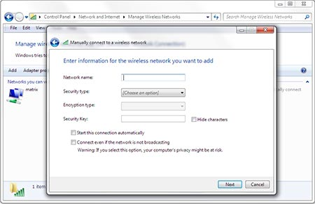 NetworkPasswordDecryptor Tool